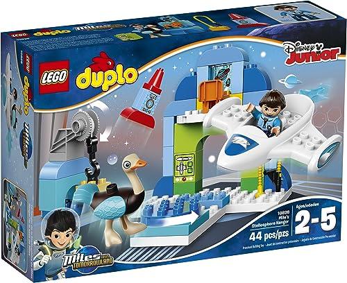 mejor marca LEGO DUPLO DUPLO DUPLO Miles' Stellosphere Hangar 10826 by LEGO