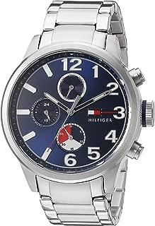 Men's Quartz Stainless Steel Casual Watch (Model: 1791242)