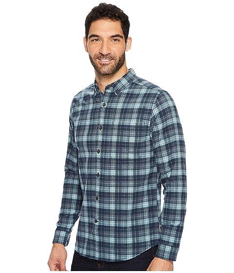 Flannel Royal Long Sleeve Robbins Lieback Shirt EEqrHzw