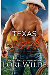 Texas Sizzle (Cowboy Country Book 3) Kindle Edition