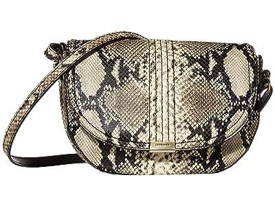 Brahmin Felix Ella Crossbody (Caviar) Cross Body Handbags