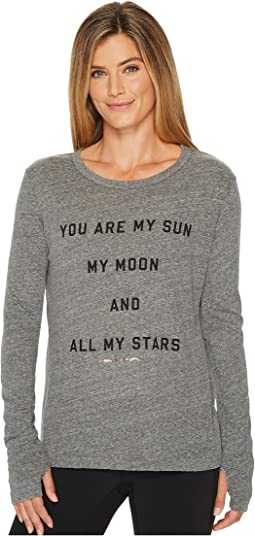Spiritual Gangster - You Are My Sun Apres Long Sleeve