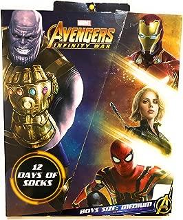 12 days of socks Marvel Avengers _ Medium