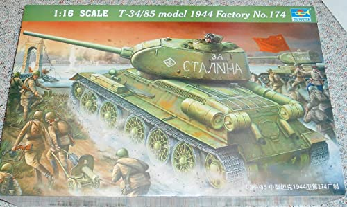 online barato Trumpeter 1 16 - T-34 85 85 85 Model 1944 Factory No 174 by Trumpeter  gran descuento