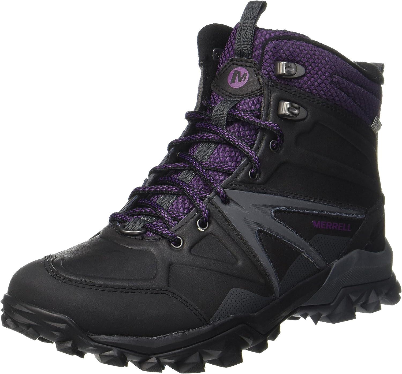 Merrell Kvinnors Capra Glaciär is is is Mid Vattenfri High Rise Hiking Boots  nya produkter nyhet objekt