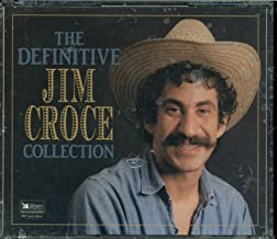 The Definitive Jim Croce Collection 3 CD Set 66 Songs (Reader's Digest 1996)