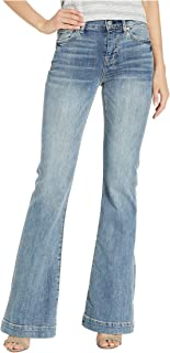 7 For All Mankind Women's B(Air) Dojo Jeans in Fortune