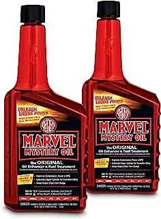 Marvel Mystery Oil MM12R – 16 Fl Oz. (Pack of 2)
