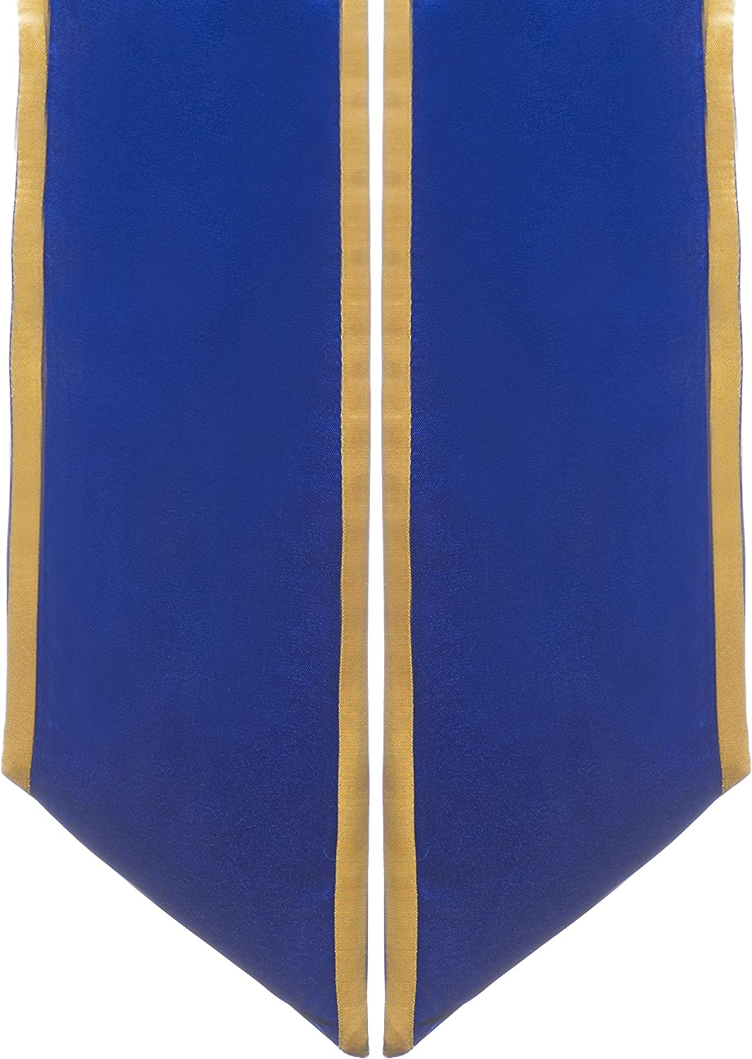 Graduation Honor Stoles Angled Cut and Trim