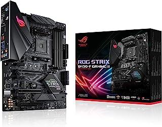 ASUS ROG Strix B450-F Gaming II AMD AM4 (Ryzen 5000, 3rd Gen Ryzen ATX Gaming Motherboard (8+4 Power Stages, HDMI 2.0b/DP,...