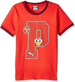 Puma Sesame Street Graphic Shirt For Kids