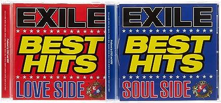 EXILE BEST HITS -LOVE SIDE / SOUL SIDE-  (2枚組ALBUM)