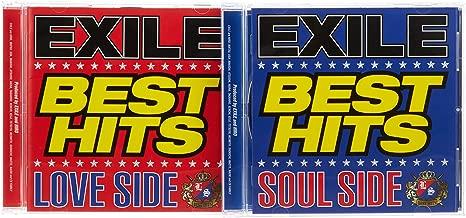 Exile - Best Hits Love Side / Soul Side (2CDS) [Japan CD] RZCD-59279