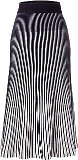Nanette Nanette Lepore Women's Pleat, Sweater Skirt