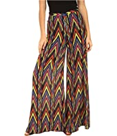M Missoni - Tribal Zig Zag Pants