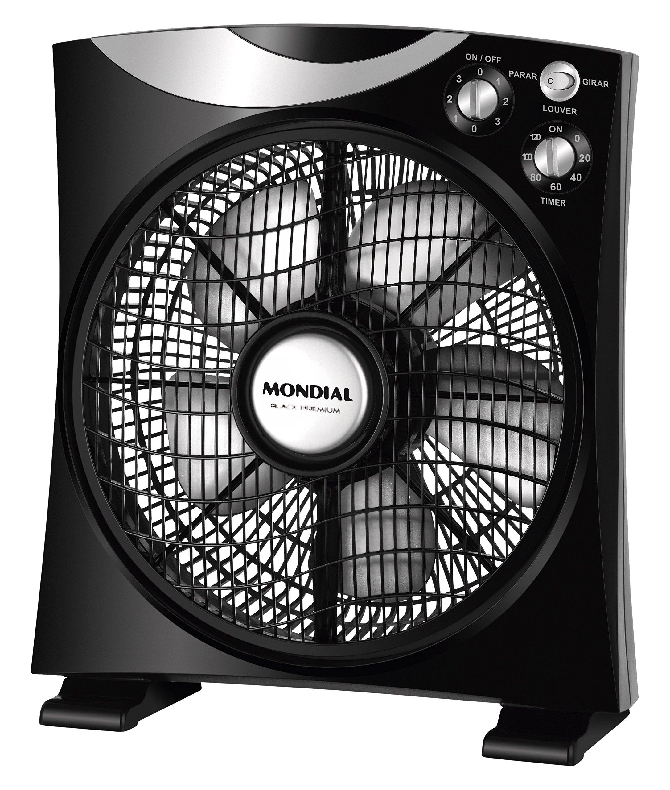 Mondial CA04 Ventilador, Negro: Mondial: Amazon.es: Hogar