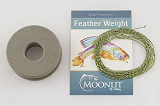 Featherweight Dry Fly Leader (Quality Furled Leader - Made in The USA)