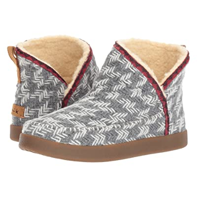 Sanuk Nice Bootah (Grey Arrowooly) Women