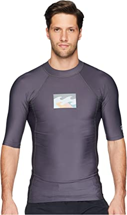 All Day Wave Performance Fit Short Sleeve