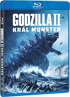 Godzilla II Kral monster BD / Godzilla: King of the Monsters (czech version)