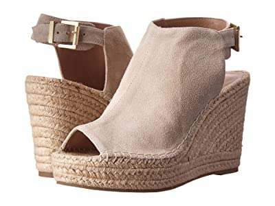 Kenneth Cole New York Olivia (Cream Super Soft Suede) Women