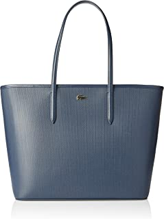 Lacoste Women Chantaco Zip Shopping Bag