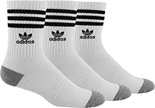 adidas Originals Kid's - Boys/Girls Roller Crew Socks (3-Pair)