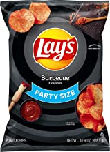 Lay's Potato Chips, Barbecue Flavor, 14.75oz Party Size! Bag (Packaging May Vary)