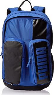 Puma Deck Backpack Ii Galaxy Blue Blue Bag For Unisex, Size One Size