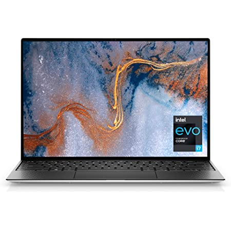 Dell XPS 13 (9310), 13.4- inch FHD+ Touch Laptop - Intel Core i7-1185G7, 16GB 4267MHz LPDDR4x RAM, 512GB SSD, Iris Xe Graphics, Windows 10 Pro - Platinum Silver with Black Palmrest (Latest Model)