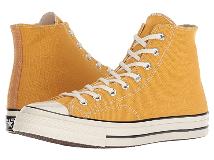 Converse  Chuck Taylor All Star 70 Hi (Sunflower/Black/Egret) Athletic Shoes