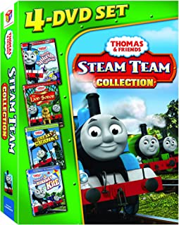 thomas and friends steam team collection