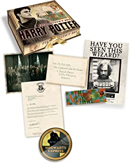 The Noble Collection Harry Potter Artefact Box