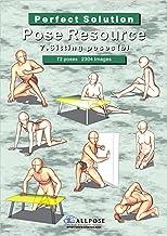 [Allpose Book] 7_Sitting poses(b) (for comic,cartoon,manga,anime,illustration human body pose drawing techniques.) (Allpose Book Drawing Pose Resource : 24 Books Series)