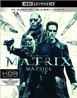 The Matrix | 4K Ultra HD + Blu-ray | Arabic Subtitle Included