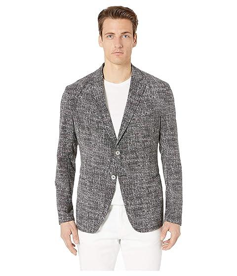 Emporio Armani Melange Soft Jacket