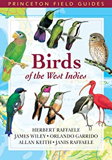 Birds of the West Indies (Princeton Field Guides Book 60)