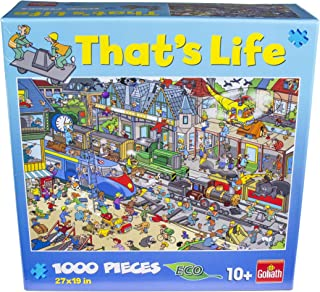 That's Life - 1000Piece Puzzle - The Train