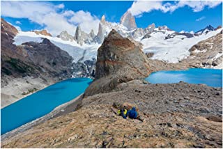 Stampa fotografica del Monte Fitzroy, Patagonia