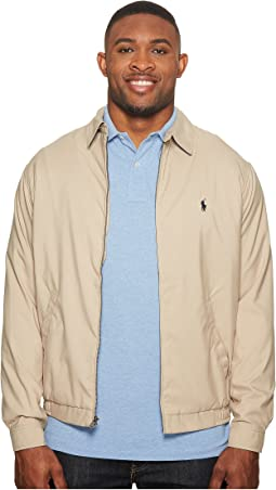 Polo Ralph Lauren - Big & Tall Bi-Swing Microfiber Windbreaker