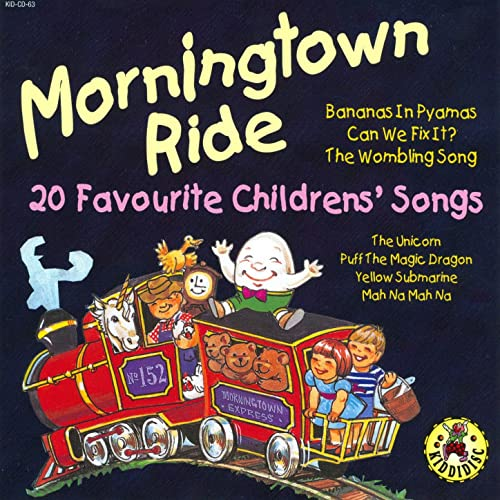 Barney Theme Song by The Mother Goose Singers on Amazon