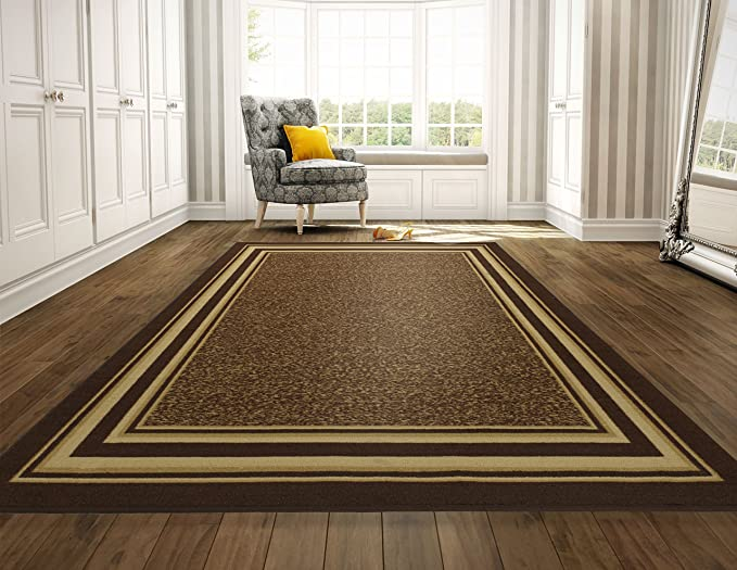 Ottomanson Design Ottohome Bordered Rug