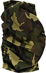 Seasonals Washable Belly Band/Diaper, Fits King Dogs, Camouflage