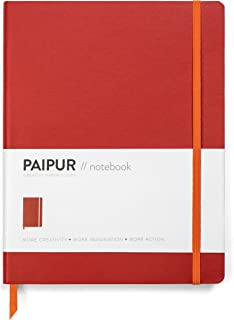 Premium Bullet Journal with Lined + Dotted Notebook Paper ~ NARROW 0.24
