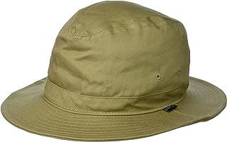 Brixton الرجال قبعة Ronson مبطنة قصيرة الحافة القطن فيدورا