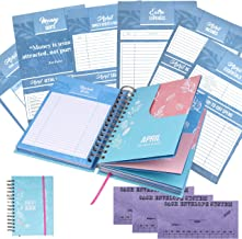 budget planner with envelopes
