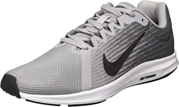 Nike Women's Downshifter 8 Running Shoe, Wolf Grey/Metallic Dark Grey/Cool Grey, 7 Regular US