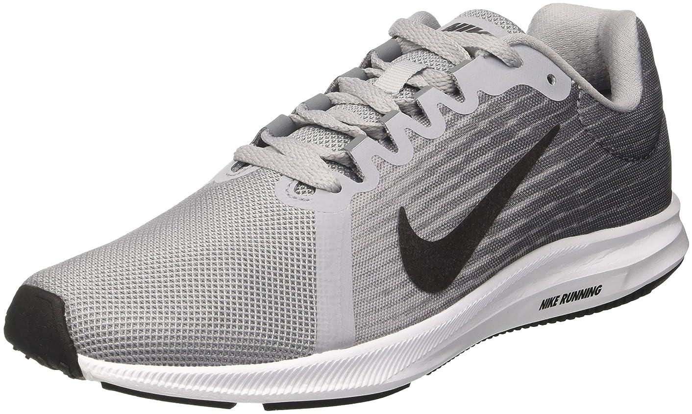 Nike Women's Downshifter 8 Running Shoe, Wolf Metallic Dark Cool Grey, 10.5 Regular US