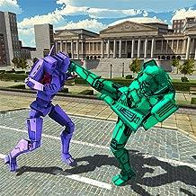 Real Robots War Steel Fighting
