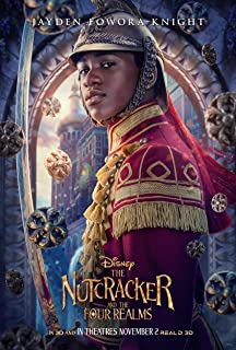 newhorizon The Nutcracker and The Four Realms Movie Poster 17'' x 24'' NOT A DVD